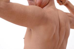 日本人シニアの健康な体の写真素材 [FYI00893099]