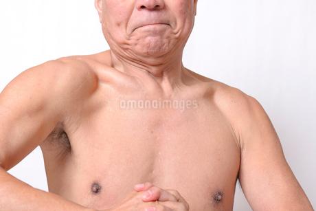 日本人シニアの健康な体の写真素材 [FYI00893101]