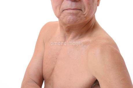 日本人シニアの健康な体の写真素材 [FYI00893105]
