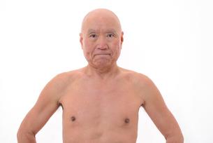 日本人シニアの健康な体の写真素材 [FYI00893106]