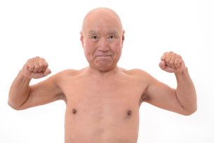 日本人シニアの健康な体の写真素材 [FYI00893107]
