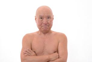 日本人シニアの健康な体の写真素材 [FYI00893109]