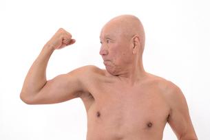 日本人シニアの健康な体の写真素材 [FYI00893110]