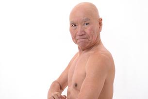 日本人シニアの健康な体の写真素材 [FYI00893112]