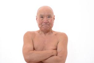日本人シニアの健康な体の写真素材 [FYI00893115]