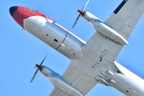 航空自衛隊のYS-11の写真素材 [FYI00893249]