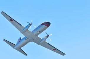 航空自衛隊のYS-11の写真素材 [FYI00893250]