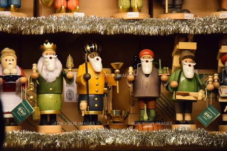 クリスマスマーケットの写真素材 [FYI00893830]