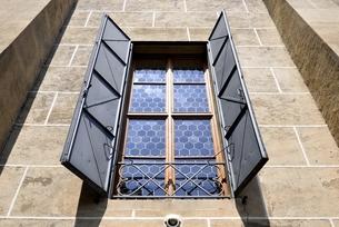 プラハ城の舞踏場の写真素材 [FYI00894232]