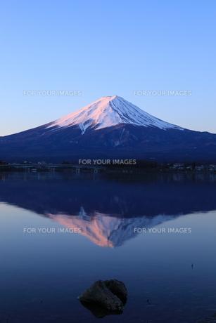 富士山の写真素材 [FYI00894304]
