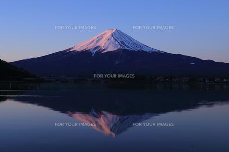 富士山の写真素材 [FYI00894306]