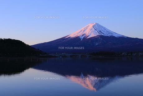 富士山の写真素材 [FYI00894307]