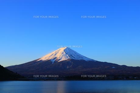 富士山の写真素材 [FYI00894312]