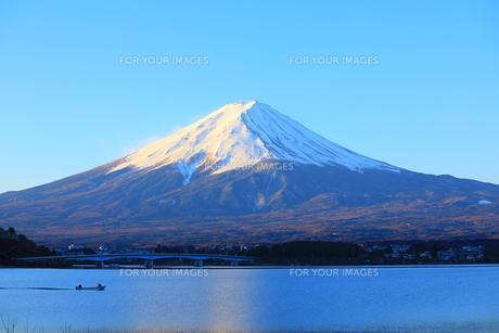 富士山の写真素材 [FYI00894313]