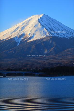 富士山の写真素材 [FYI00894317]