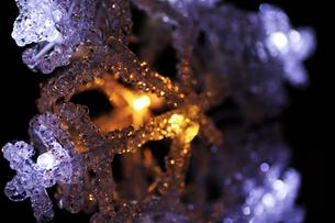 クリスマスイルミネーションの写真素材 [FYI00894464]
