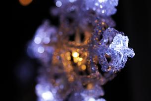 クリスマスイルミネーションの写真素材 [FYI00894465]