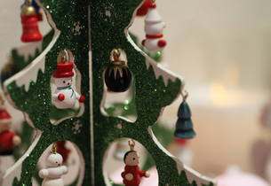 クリスマスツリーの写真素材 [FYI00894466]