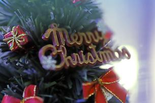 クリスマスツリーの写真素材 [FYI00894468]