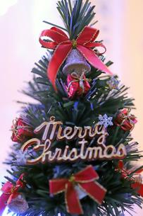クリスマスツリーの写真素材 [FYI00894469]