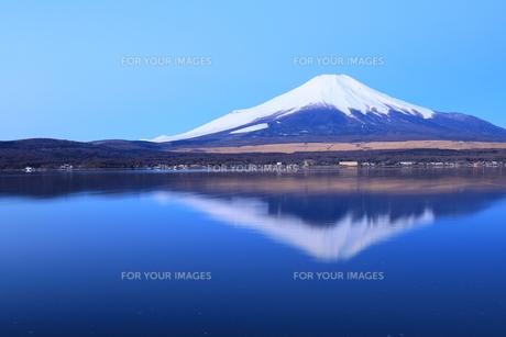 富士山の写真素材 [FYI00894741]