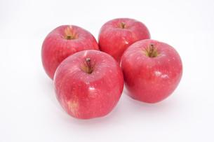 秋の味覚、林檎の写真素材 [FYI00894970]
