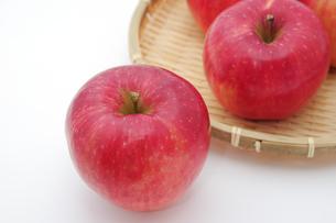秋の味覚、林檎の写真素材 [FYI00894980]