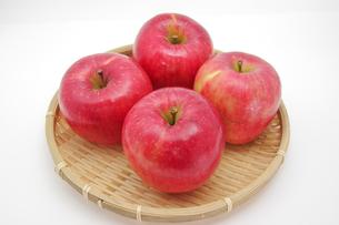 秋の味覚、林檎の写真素材 [FYI00894983]