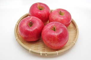 秋の味覚、林檎の写真素材 [FYI00894985]