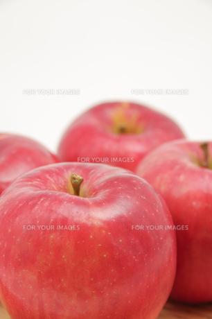 秋の味覚、林檎の写真素材 [FYI00894999]