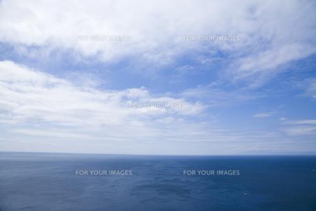 海上の青空の素材 [FYI00895224]
