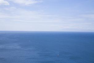 海上の青空の素材 [FYI00895229]
