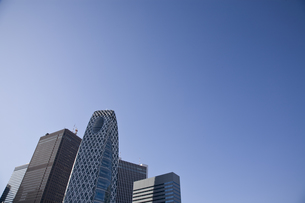 新宿駅西口高層ビル群の素材 [FYI00895580]