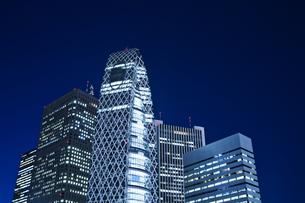 新宿駅西口高層ビル群の素材 [FYI00895584]