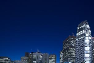 新宿駅西口高層ビル群の素材 [FYI00895589]