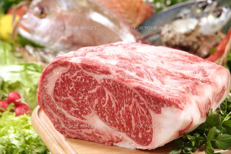 牛肉の素材 [FYI00896937]