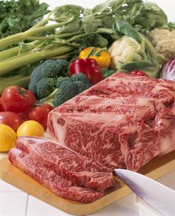 牛肉(サーロイン)の素材 [FYI00899192]