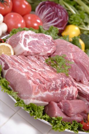 豚肉の素材 [FYI00899215]