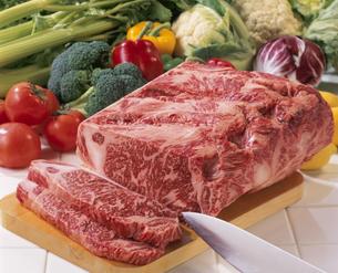 牛肉(サーロイン)の素材 [FYI00899234]