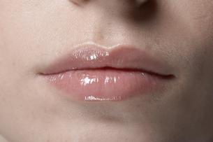 Womans lipsの素材 [FYI00900790]