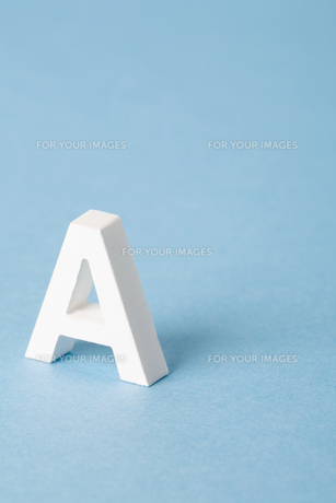 Letter Aの素材 [FYI00900828]