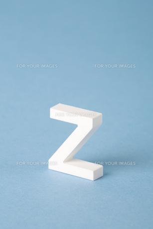 Letter Zの素材 [FYI00900830]