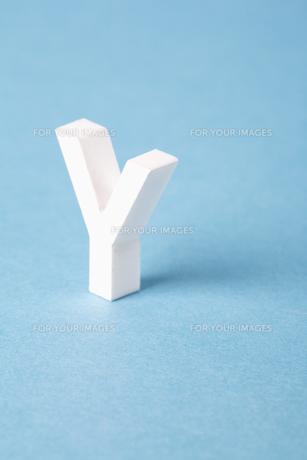 Letter Yの素材 [FYI00900837]