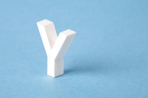 Letter Yの素材 [FYI00900839]