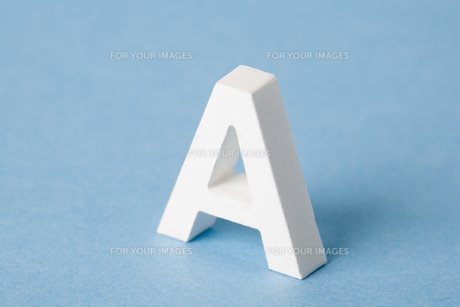 Letter Aの素材 [FYI00900844]