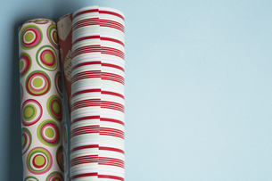 Rolls of wrapping paperの素材 [FYI00901541]