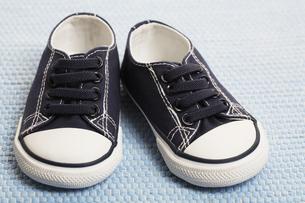 Blue baby sneakersの素材 [FYI00902862]