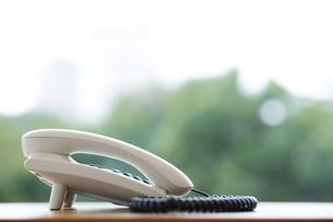 Landline telephoneの素材 [FYI00902930]