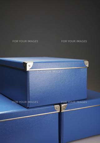 Three Cardboard Boxesの素材 [FYI00905094]