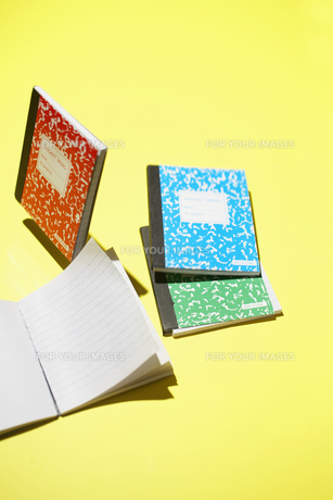 Colorful Notebooksの素材 [FYI00905097]